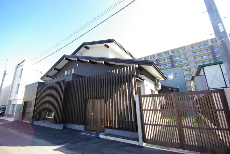 写真:介護の為のバリアフリー住宅 〜札幌市白石区 石黒邸〜(1)