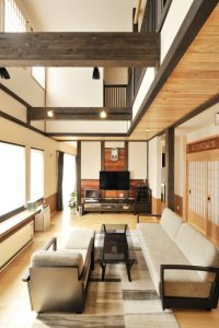 写真:新潟出身の御主人とふるさとを思いながら創り上げました 〜札幌市清田区 亀貝邸〜(3)