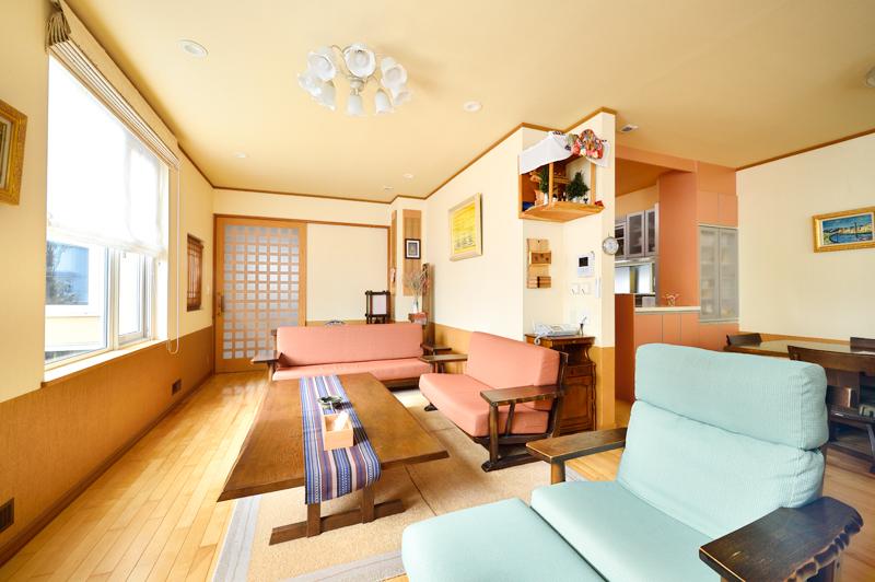 写真:リフォームで実現した和洋折衷空間 〜札幌市東区 髙橋邸〜(1)