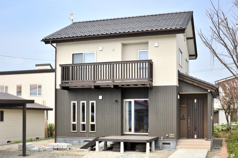 写真:和風住宅本来の魅力を活かした住まい 〜江別市 吉本邸〜(1)