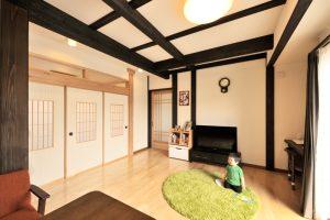 写真:和風住宅本来の魅力を活かした住まい 〜江別市 吉本邸〜(2)