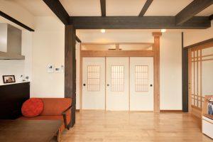 写真:和風住宅本来の魅力を活かした住まい 〜江別市 吉本邸〜(3)