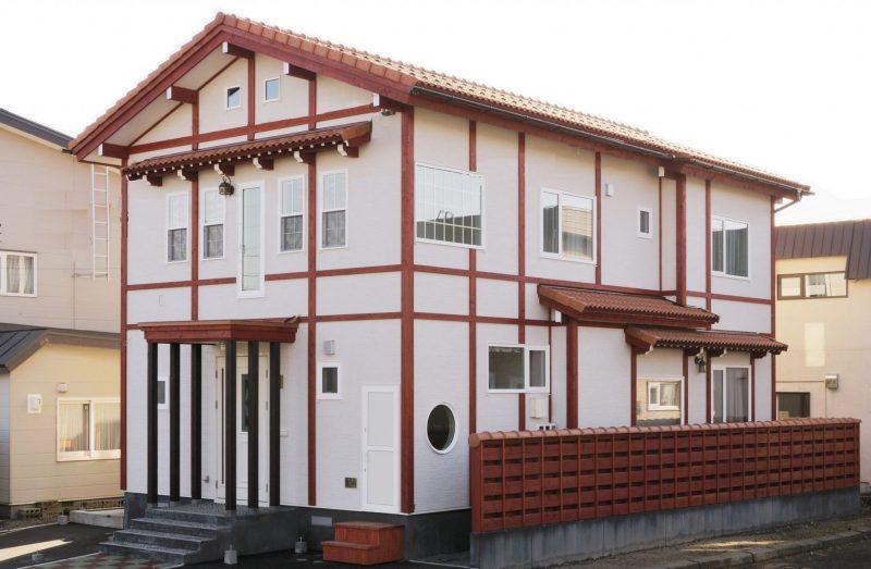 写真:オーナーのご両親も安心の丈夫な設計。遊び心を加えた和の家 〜札幌市東区 福嶋邸〜(1)