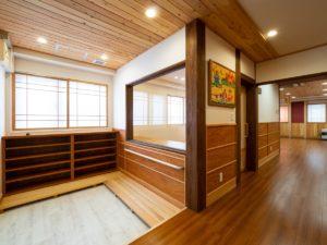 写真:札幌市北区 小規模保育園「木育こどもの家」新川園(2)