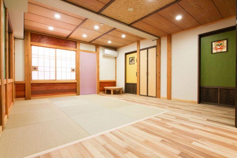 写真:札幌市白石区 小規模保育園「木育こどもの家」白石園(1)